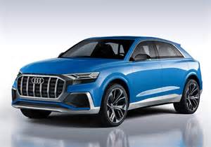 Audi Crossover Price Audi Plotting Rs Q8 Performance Crossover For Geneva Debut
