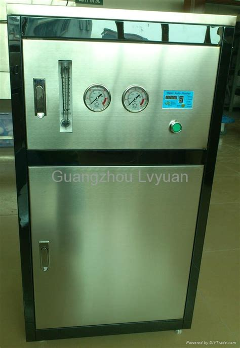 cabinet water filter stainless steel cabinet 200gpd to 800gpd osmosis water