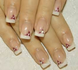 Blue Nail Design Ideas 5000 Ideas About French Nail Designs On Pinterest Pccala