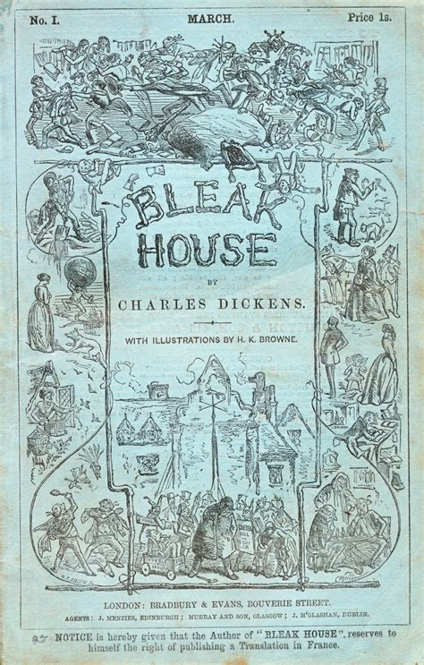 bleak house author article by michael slater charles dickens an attempt on his life yale