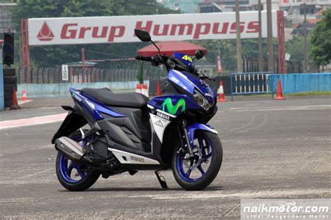 Modif Aerox 125 Lc by Gaya Modifikasi Yamaha Aerox 125lc