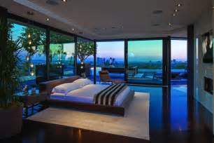 mansion bedroom extravagant contemporary beverly hills mansion with