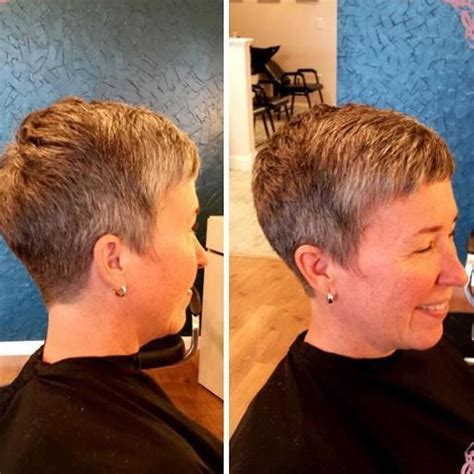 pixie cut salt and pepper 226 best images about short hair for older women on