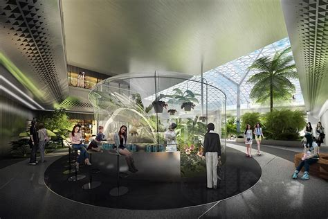 layout of gardens mall shopping mall roof eco garden 171 mudi