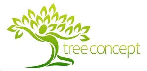 Green Tree Logos Vector Graphic 06 Free Download Green Tree Logos Vector Graphic 01 Vector Logo Free