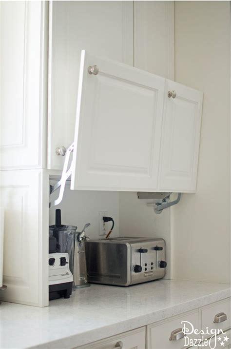 love these kitchen gadget storage solutions considering best 25 kitchen ideas ideas on pinterest kitchen
