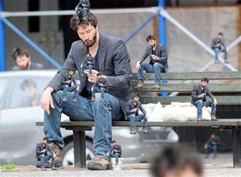 keanu bench drawn together the evolution of architectural scale