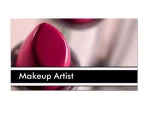 business cards makeup artist makeup artist business card sles startupguys net