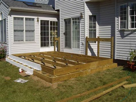 Patio Builder by Planning Ideas Floating Deck Plans How To Make