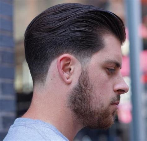 hair tapers at the back 40 must have medium hairstyles for men