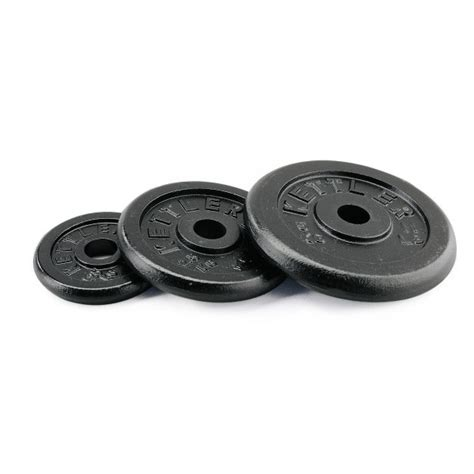 kettler cast iron weight plates best buy at t fitness