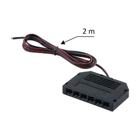 Charger Led Kabel Data Led 12v led mini stecker kabel sensor buchse zubeh 246 r kabel leuchte le strahler ebay