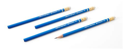 Home Design Dimensions by Palomino Blue Eraser Tipped Hb Pencil Palomino