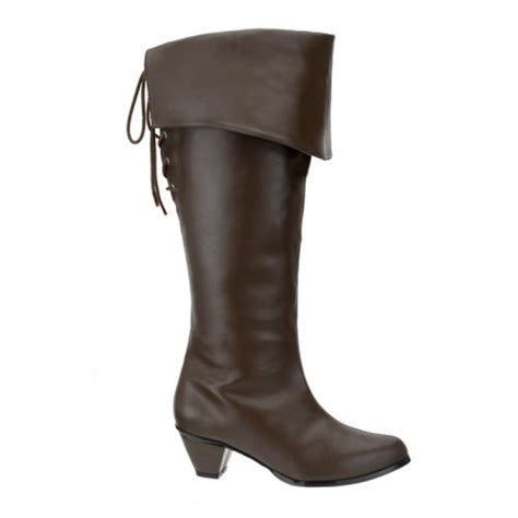 pirate maiden boots faux leather pirate boots womens