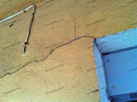 Reboucher Fissure Mur Ext Rieur 1137 by Reboucher Fissure Mur Ext 233 Rieur R Parer La Fissure D Un