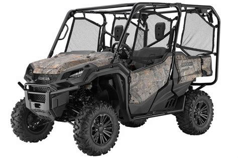 2016 honda pioneer 1000 pricing and specs revealed atv