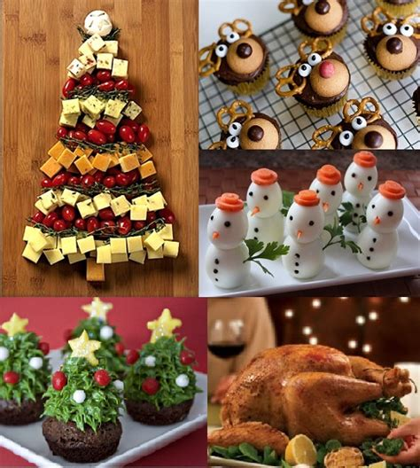 food decorations ideas for christmas watering dinner ideas godfather style