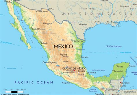 map of western mexico 3 reasons to visit mexico exchangeaway