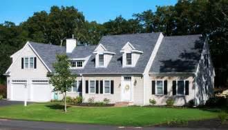 cape home designs white cape cod house with black shutters search