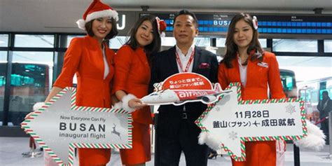 airasia korea airasia japan adds busan as second south korean destination