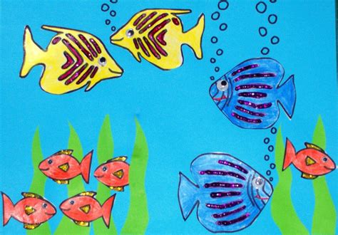 underwater crafts for underwater fish craft for craft n home