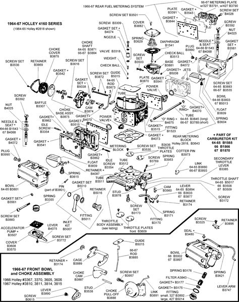 holley carb diagram holley 4150 4 barrel carburetor diagram wiring library