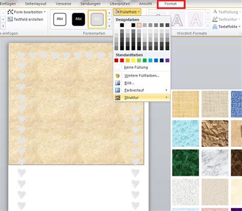 Word Vorlage Hintergrund Gutschein Erstellen Mit Microsoft Word Chip