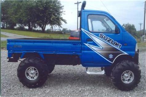 Suzuki Mini Truck Parts Dd51t 4 100 Brake Rotor 140
