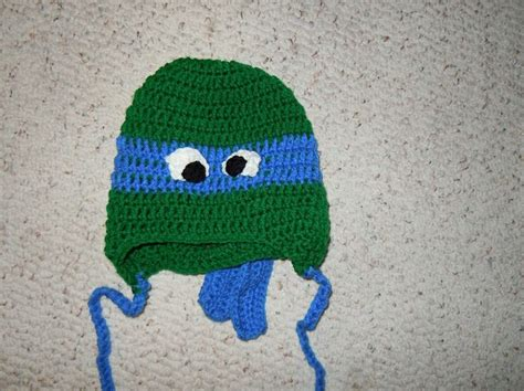 pattern for ninja turtle hat free crochet teenage mutants ninja turtles hat pattern