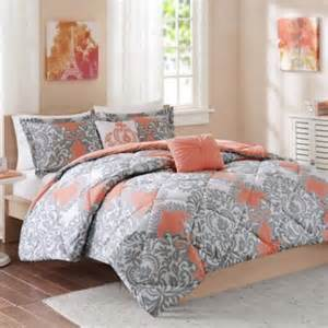 buy coral comforter sets from bed bath beyond