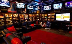 Ultimate Man Cave Gallery For Gt Ultimate Sports Man Cave