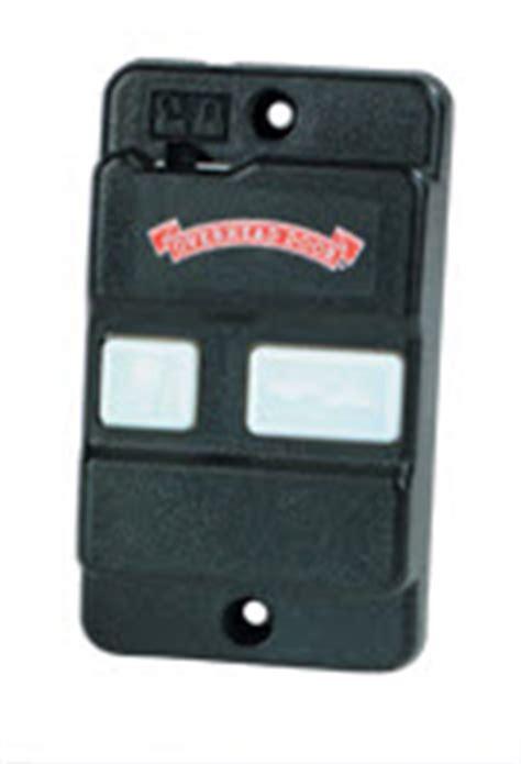 Overhead Door Legacy Garage Door Opener 2 Button Wall Console Overhead Door