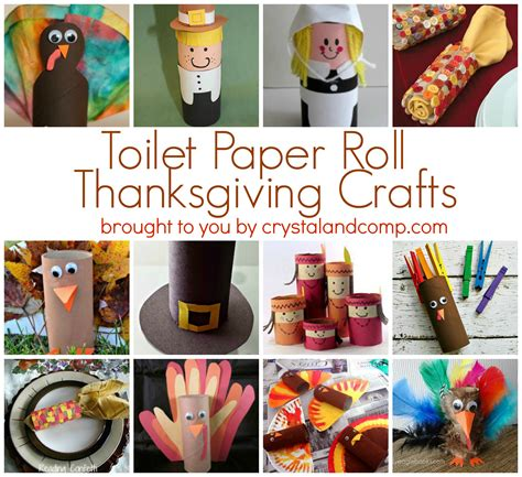 Toilet Paper Roll Thanksgiving Crafts - toilet paper roll crafts search results calendar 2015