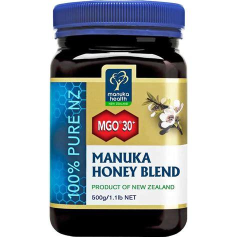 Manuka Honey Manuka Health Mgo 30 500gr manuka health mgo 30 manuka honey blend skincarenz