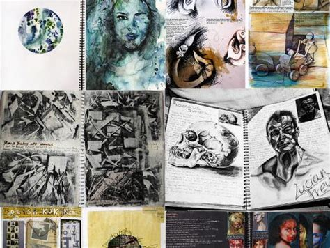 sketchbook news gcse and photography sketchbook exles by gdoolan84