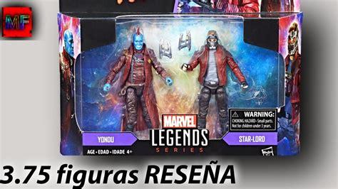 Marvel Legends Series 3 75in Yondu marvel legends series 3 75 pulgadas lord yondu guardianes de la galaxia vol 2