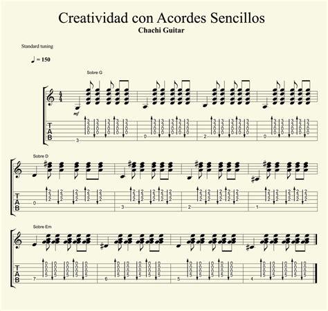 Nuevos Acordes De Guitarra | nuevos acordes de guitarra acordes en guitarra acordes d