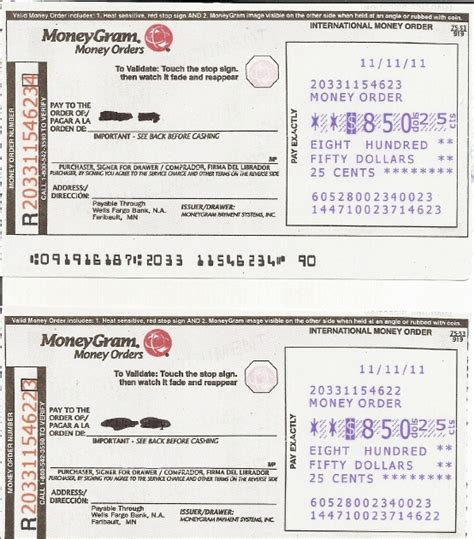 walmart order tracking how to trace a money order 11 steps with pictures money