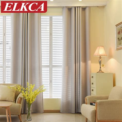 window treatments modern living room los angeles solid color faux linen velvet curtains for living room