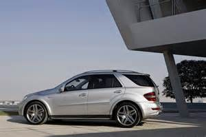 mercedes ml 63 amg technical details history photos