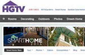 Hgtv Smart Home Giveaway 2013 - hgtv smart home 2013 giveaway
