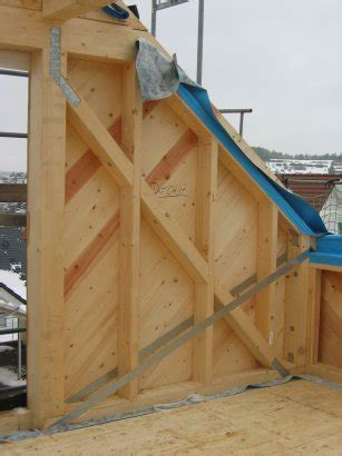 holzrahmenbau selber bauen konstruktionen