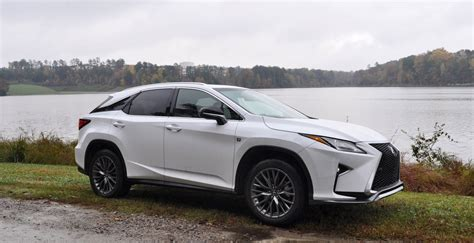 lexus sports car 2016 2016 lexus rx reviews roundup 150 all new rx350 f