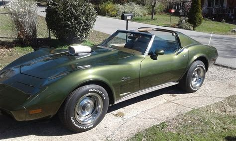 1975 chevrolet corvette stingray for sale 37 used cars from 6 325 1975 chevrolet corvette stingray for sale in flintstone car