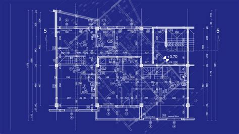 blueprint homes abstract architecture background blueprint house plan