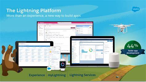 application design salesforce lightning platform the future of app development