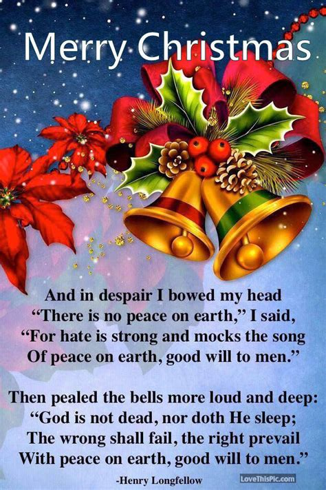 merry christmas poem  god pictures   images  facebook tumblr pinterest