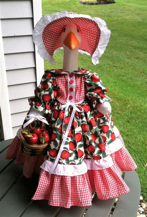 pattern for goose clothes 107 best images about lawn goose and clothes patterns on