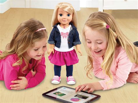 my friend cayla spying parents told to destroy baby doll because of spying fears