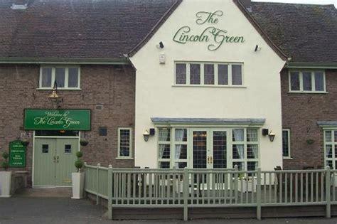 the lincoln green hykeham restaurant reviews